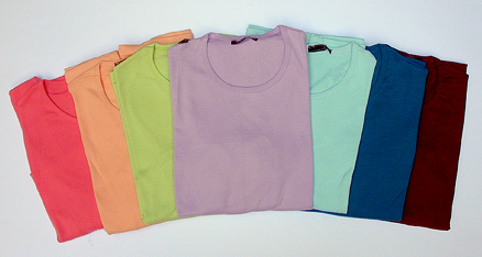 3/4 Cotton Sleeve shirts